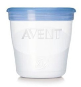 Philips AVENT SCF612/10 VIA Breast Milk Storage Cups