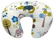 Cuddles Collection Nursing Pillow Jungle