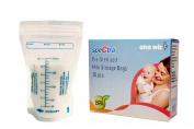 Spectra Pre-Sterilised Milk Storage Bags