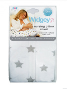 PHP Gift and Baby Widgey Nursing Pillow Cover with Stars