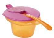 Tommee Tippee Explora Cool & Mash Bowl - Pink