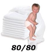 Babymajawelt 80 x 80 cm Muslin Squares