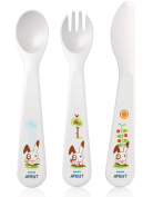 Philips AVENT SCF714/00 Baby Fork - Knife and Spoon Set