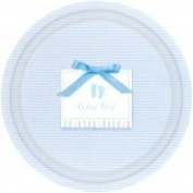 Baby Soft Moments Plates - Blue