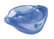 Tippitoes Feeding Bowl with Egg Cup - Blue