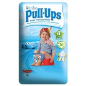 Huggies® Pull-Ups® Disney-Pixar Cars Boy 4 8-15kg, 18-33lbs 16 Potty Training Pants 1 x 16s