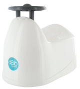 dBb-Remond 304305 Babies' Potty with Steering Wheel White