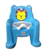 Baby Toddler Potty Chair in BLUE Colour - by velson