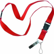 Lucky Line Ast Colours Flat Lanyard 64101