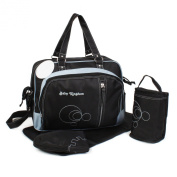 4pcs Baby Kingdom Thermo Changing Bag in Blue