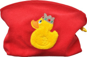 Smithy Fashion 112119 Wash and Nappy Bag Rubber Duck King/Queen