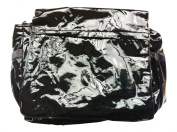 MABINI® Kids Changing Bag in Jet Black. Practical . . Inside sections for everything! Inside Mini Bag & Changing Matt Included