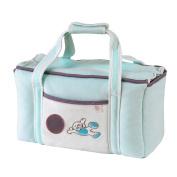 Câlin Câline Vert d'Eau Ethan 406.15 Nursery Bag