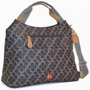 PacaPod Changing Bag - Napier - Charcoal