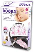Xplorys Dooky Designs Pink Circles Pram Shade