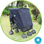 Koo-di Pack-It Sun & Sleep Double Stroller Cover