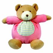 Bino Cuddle Toy Bear (Pink)