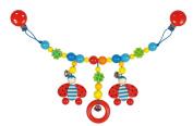 Heimess Pram Chain (Ladybird)