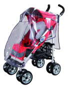 Sunnybaby Rain Cover for Buggy with Canopy
