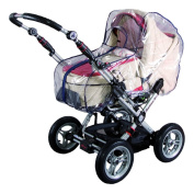 Sunnybaby Rain Cover with Zipper for Pram