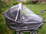 PVC RAINCOVER TO FIT SILVER CROSS SLEEPOVER ZIP ACCESS