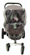 Koodee Raincover to Fit Quinny Buzz Pushchair for Newborn