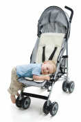Outlook Travel Comfy Pure Wool Deluxe Liner for Pushchairs & Prams