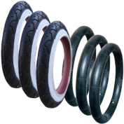 Phil & Teds Sport Pushchair Tyre and Tube Set