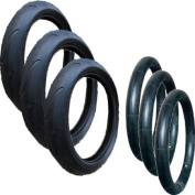 A Set of Tyres and Tubes Suitable for Phil & Teds Vibe - 300 x 55