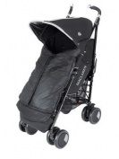 Maclaren Expandable Footmuff Black