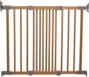 BABY DAN Barrière de sécurité Flexi Fit (de 72,1  110,9 cm) - naturel