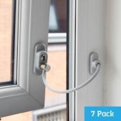 Penkid Window Restrictor - Grey