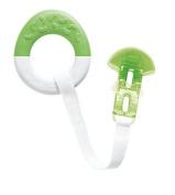 MAM Starter & Clip Teether - Green