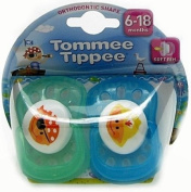 Tommee Tippee Soft Rim Soother