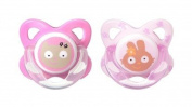 Tommee Tippee Funky Face 6-12mnths Cat/Rabbit Design