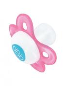 dBb-Remond 172408 Special Silicone Dummy for Newborns Translucent Pink