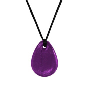 Gumigem Heather Raindrop Necklace