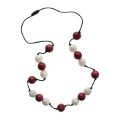 Gumigem Cranberry Gumibeads Necklace