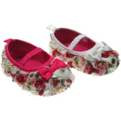 Gorgeous Baby Girl's Rose Shoe