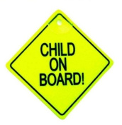 CHILD ON BOARD - Car signs