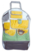 Car Travel Organiser And Rear Seat Protector Kids