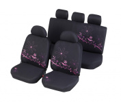Unitec 73113 Lady Style Flower Seat Cover Set