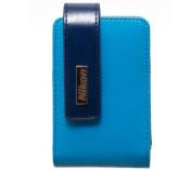 Nikon CS-S30 Case for COOLPIX S Series - Blue