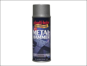 Plastikote Metal Paint Hammer Silver 400 Ml 2212