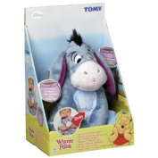 Winnie The Pooh - Eeyore Soft Toy With Sounds - Tomy