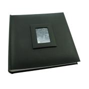 "Kenro Kd151 Savoy Memo 200 6X4\ Black Photo Album"""