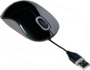 Targus Cord-Storing Optical Mouse