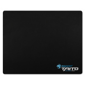 ROCCAT Taito Mid-Size Shiny Black Gaming Mousepad.