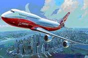 Zvezda - Civil Airliner Boeing 747-8 - 1:144 7010