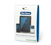 Techlink 511014 Anti-Bacterial Cleaning kit for iPhone/iPod/iPad